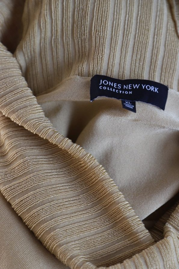 Свитер Jones New York, вискоза, 52-54